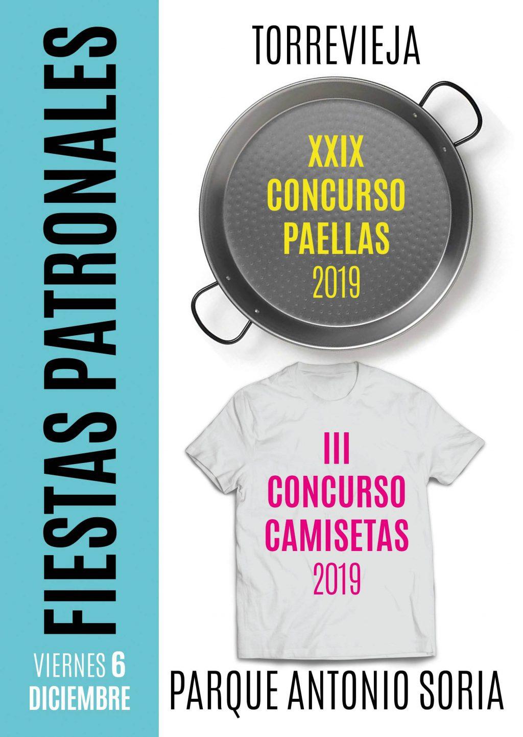 Concurso paellas Torrevieja 2019
